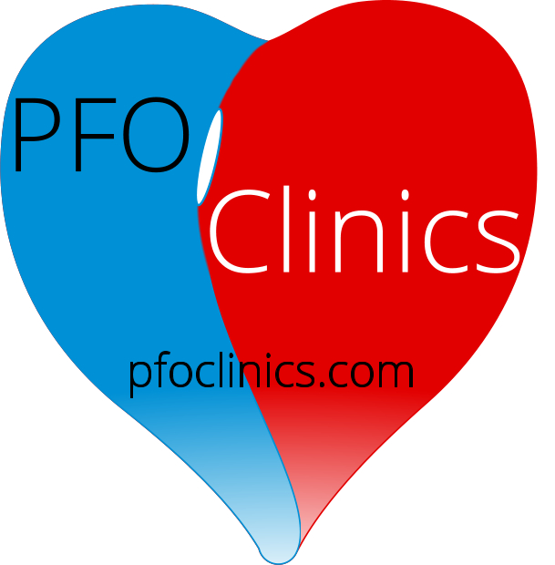 PFO CLINIC LOGO thin black high res